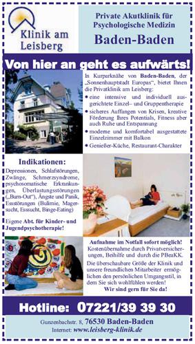 klinik am leisberg 76530 baden-baden